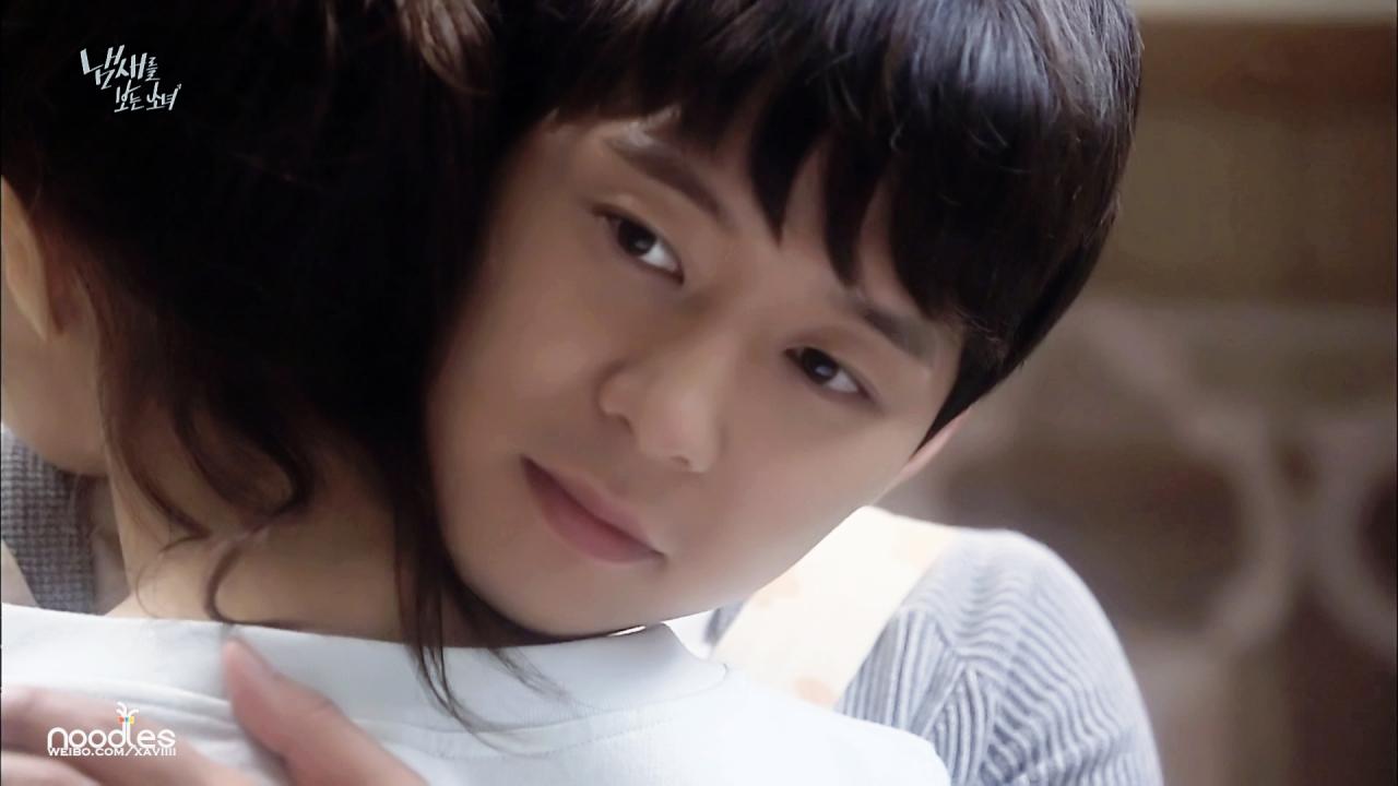 [微博@闻汤识面泡韩剧]看见味道的少女EP10#朴有天1080i修色截图 (58)